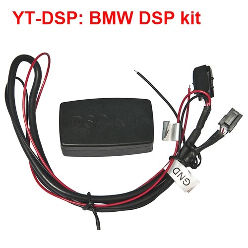 Yt Dsp Bmw Dsp Kit For Bmw With Dsp And Cd Changer Connection In Trunk Guangzhou Yatour